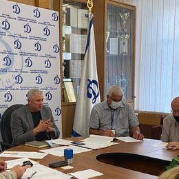 Ігоря Паніна переобрано головою Київської федерації з сучасного п'ятиборства