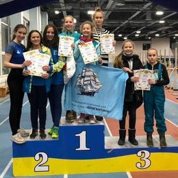 Чемпіонат України з сучасного п'ятиборства серед юнаків та дівчат до 17 років