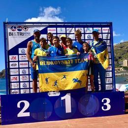 Юні українські п'ятиборці здобули низку нагород на чемпіонаті Європи в Португалії