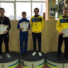 У Харкові відбулися останні в цьому році чемпіонати України з сучасного п'ятиборства
