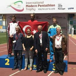 Юрій Ковальчук - бронзовий призер міжнародних змагань у Португалії