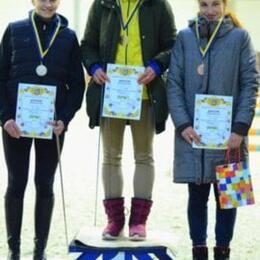 Березняков та Хохлова виграли чемпіонат України з сучасного п'ятиборства
