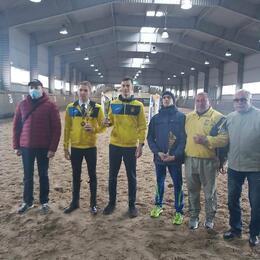 Визначено переможців відкритого Кубку України та відкритого командного чемпіонату України з сучасного п'ятиборства серед юніорів
